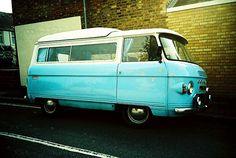 Dormobile...Side On, via Flickr.