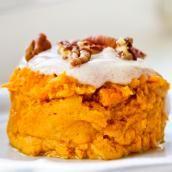 2-Minute Pumpkin Pie