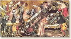 The Black Death, 1348 - Note basic information about the Black Death.  Discuss reactions to this disaster.  What was the effect of the Black Death on the social order of Europe?  -There were 3 kinds, all of which you were pretty much guaranteed to die.  25-50% fell to it.Some would form small communities to keep the plagued away, while others would just walk around and feel sorry for the ill.Many abandoned the cities that they lived in.Women lost their morals, and no one really cared anymore.