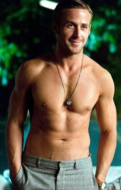 7/30: Crazy Stupid (in) Love with Ryan Gosling shirtless, right before the Dirty Dancing lift