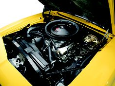 The 69 Camaro ZL1 is considered to be one of the fastest Camaros ever built by Chevrolet. The ZL1 block was never intended to be put into a street legal production car rather it was built specifically for drag racing.  This ended up being one of the most powerful engines Chevy ever offered to the public. Only 69 ZL1 Camaros were built with this engine in 1969 making it one of the most rare and highly coveted cars in the world. Nice!
