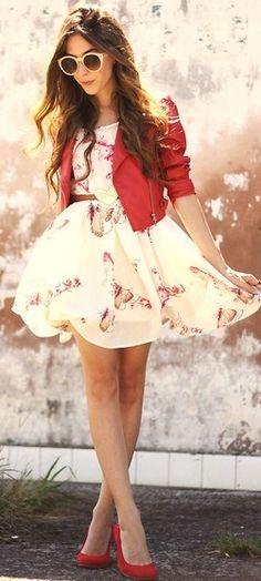 lindo vestido de verano ♥♥♥♥
