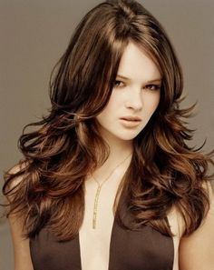 Long Hairstyles: Women Long Hair Styles love this!