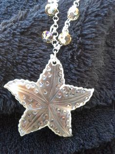 $22 Starting Bid: Of The Sea Necklace http://www.outbid.com/auctions/1697#7