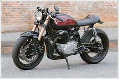Honda CB 550 - Cognitomoto