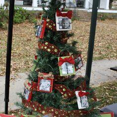 photo ornaments, christma photo, christma wonderland, christmas photos
