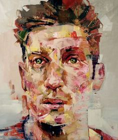 """Saatchi Online Artist: Andrew Salgado; Oil, 2013, Painting """"Metonym"""""""