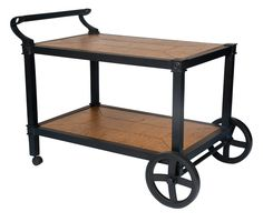 Estonia Tea Cart - Cast Insert