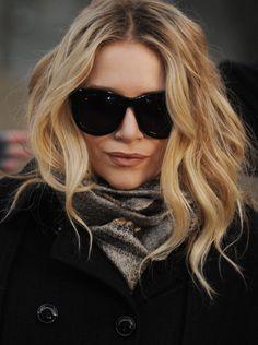 Mary-Kate Olsen - wavy