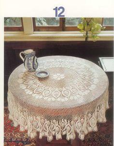«Crochet Lace with Complete diagrams» . Обсуждение на LiveInternet - Российский Сервис Онлайн-Дневников