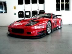 2004 Ferrari 575 GTC Racing Car