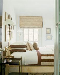 floor lamps, elle decor, ell decor, masculine bedrooms, bed linens