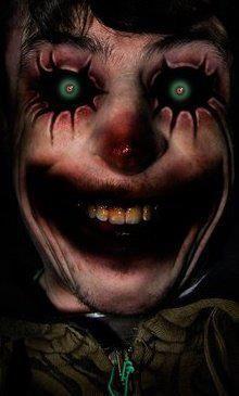Dear Lord....Evil Clown...