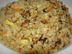 Home made Hibachi Fried Rice! Taste just like what you get at the restaurant