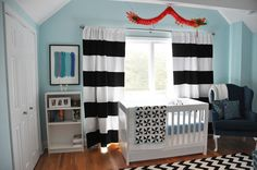I want to make that solid colored pinwheel quilt. Fabulous. Red Soles and Red Wine - Chicago Fashion Style Blog: Baby Grant's Nursery