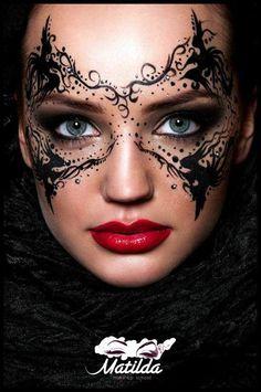 idea, masquerad ball, masquerad makeup, mask makeup, masquerade masks, magazin romania, halloween makeup, face masks, makeup mask