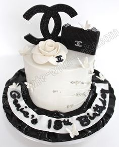Celebrate with Cake!: Chanel