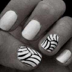 Volley Ball nails