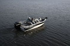 New 2008 Crestliner Boats Sport Angler 1650 Multi-Species Fishing Boat