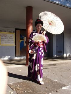 Geisha from Carrie K.