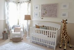 Lawson's Nursery! #world #traveler #safari #neutral #NURSERY by Southern Belle of the West