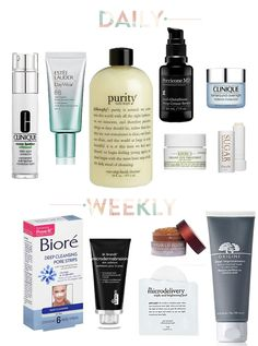 The best skin care products