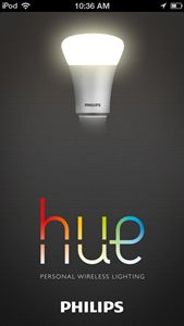 Philips Hue – A New Generation of Lighting