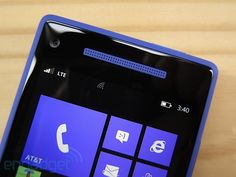 HTC Windows Phone 8X for AT: what's different?