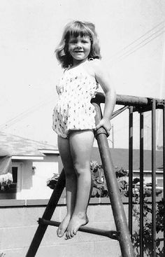 sunsuits an swingsets in the 50's! I wore these every day when I was little!