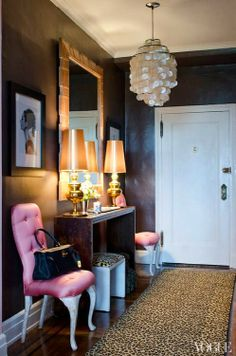 The Entertaining House: Stylish notes on Decor :: Mirror, mirror on the wall...