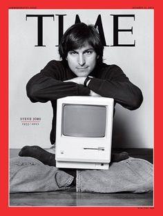 Steve Jobs (2011 TIME cover)