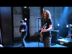 Soundgarden - Black Rain (Live) awesome song! Soundgarden are back!