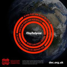 We're part of the DEC appeal for the #EbolaCrisis. Help #StopTheSpread by donating here, now http://dec.org.uk