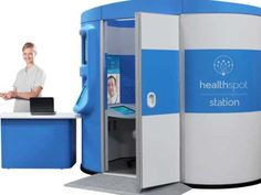 """Walk-in kiosks for retail settings are coming and promise to deliver healthcare on the spot via telemedicine. HealthSpot is part of a wave of upcoming small, walk-in telemedicine kiosk designed to deliver access to high-quality healthcare in retail stores and other non-traditional settings."" - Innovation Excellence #HealthSpot #telemedicine"