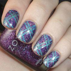 31DC2013 2.0 Day 6: Violet Nails