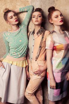 Beautiful Fashion Photography By Lara Jade