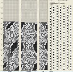 bracelet patterns, bead crochet