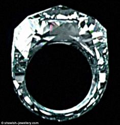 Jeweller's $70m diamond sparkler cut entirely from one 150-carat rock