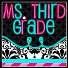 Ms. Third Grade Blog  Lots of fun ideas and lessons. Weekly freebies!!