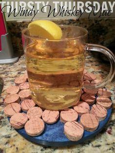Home Everyday: Thirsty Thursday: Windy Whiskey Mac
