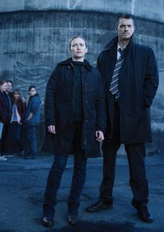 The Killing Season Three-Another imported show that is highly entertaining.