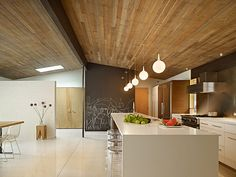 mid century modern remodel deforest architects