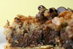 Chocolate Chip Cookie Pie by Bakerella