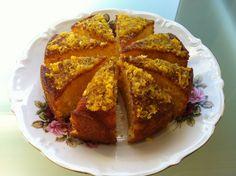 Portakallı Kek | Elifik Mutfakta