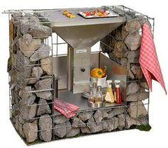 grillen und outdoor on pinterest garten basteln and soccer party. Black Bedroom Furniture Sets. Home Design Ideas