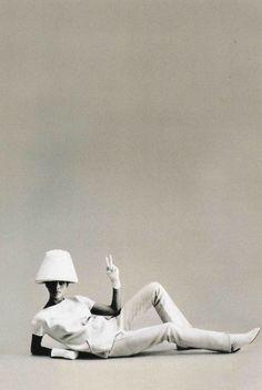 André Courrèges, Paris, 1969