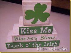 Kiss me ~ Kelli made these