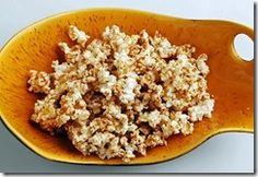 Almond Maple Popcorn Snack | Healthy Ideas for Kids