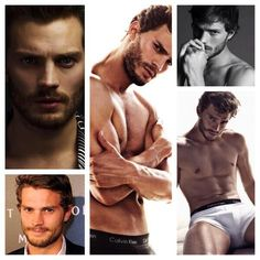 Jaime Dornan is Christian Grey ;)