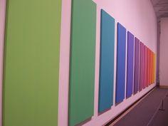 Spectrum V  Ellsworth Kelly  Metropolitan Museum of Art